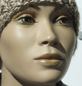 mannequin to illustrate Botox Frozen Face prevention at PowerMD