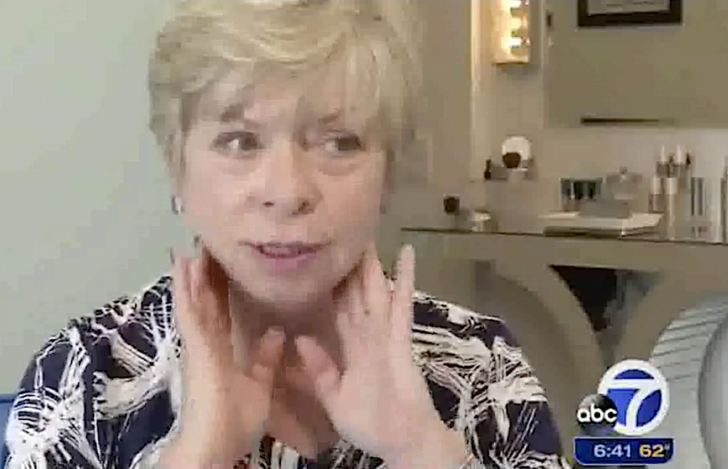 Double chin treatment at PowerMD in Marin County featured on ABC News